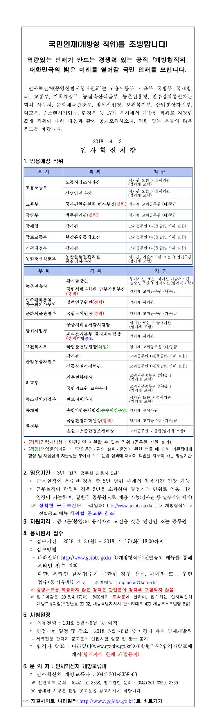 1. 개방형 직위 공개모집 안내(2018년 4월 공고)-1.jpg